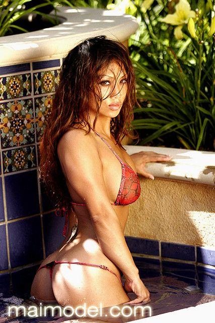 Mai Tran - Asian Female Fitness Models   Female Fitness ...
