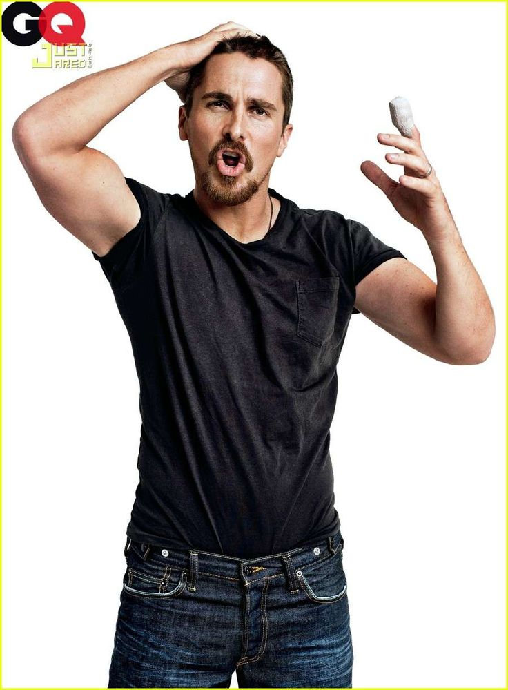 Shirtless Christian Bale | Hot Pics, Photos and Images (Page 11)