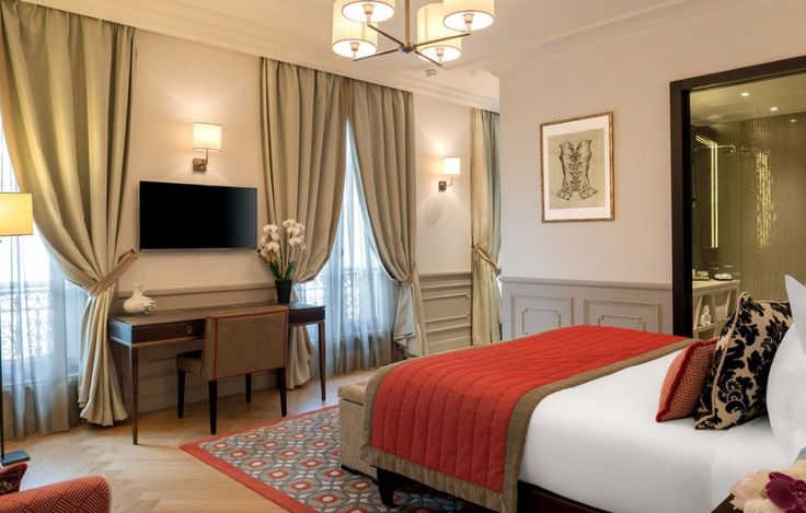 #styleThe 10 most stunning boutique hotels in lovely Paris / hospitality, design, modern / #style #hotelinparis #trendy / Read also : http://www.designcontract.eu/hospitality/stunning-boutique-hotels-lovely-paris/?preview_id=10108&preview_nonce=2d6fcfd483&post_format=standard&_thumbnail_id=10127&preview=true