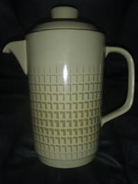 NOVELLE COFFEE POT Designer Peter Gibbs