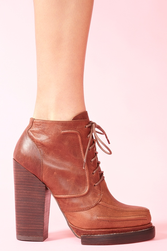 Kaylor Oxford Boot from Nasty Gal