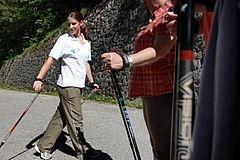 Wir bieten in allen #Kurhotels Nordic Walking Stöcke und Fahrräder zum Verleih zur Erkundung der Natur in der Umgebung an.