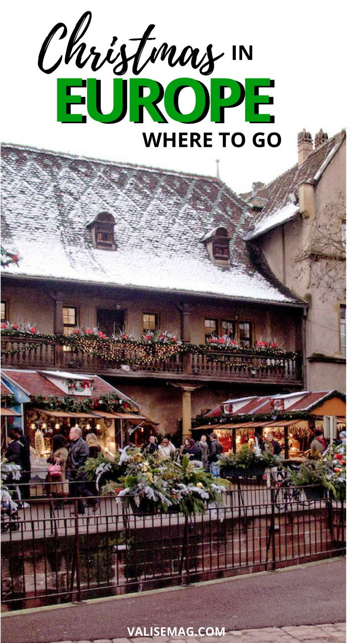 Where to celebrate Christmas in Europe | Colmar, France | Eguisheim, France | Freiburg, Germany | Regensberg, Germany | Riquewihr, France | Rothenburg ob der Tauber, Germany | Where to go for Christmas in Europe | Christmas Markets | Christkindlmarkt | Christmas in Europe Itinerary | Christmas in Germany | Christmas in France | Christmas Places to Visit