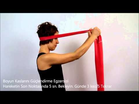 Boyun Egzersizleri-Kuantum Fizik Tedavi Merkezi - YouTube