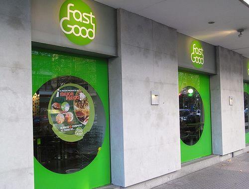 Fast Good; healthy, biological, fast food @ Madrid