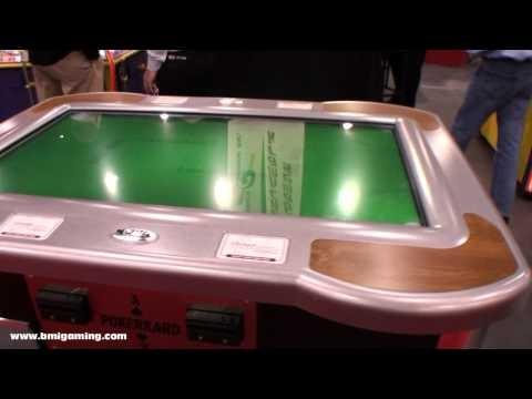 Pokerkard - Big Tony's Video Poker Tabletop / Bartop Arcade Game - BMIGaming.com