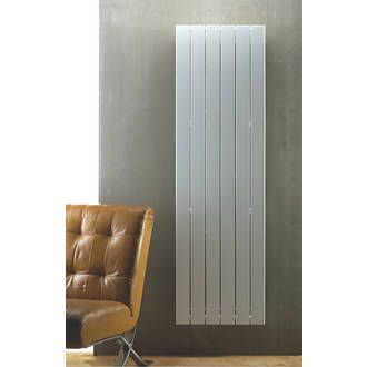 Order online at Screwfix.com. Stylish vertical radiators with a sleek, panel design in a sturdy steel construction. The Oceanus is a range of contemporary, single panel, upright radiators with a high quality, white finish. These easy to install Oceanus designer radiators are so versatile that they can even be used in a horizontal position. FREE next day delivery available, free collection in 5 minutes.