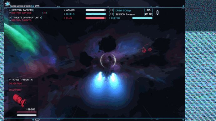 Review: Pilot a fighter spaceship and flying robot in Strike Suit Zero sim | PCWorld