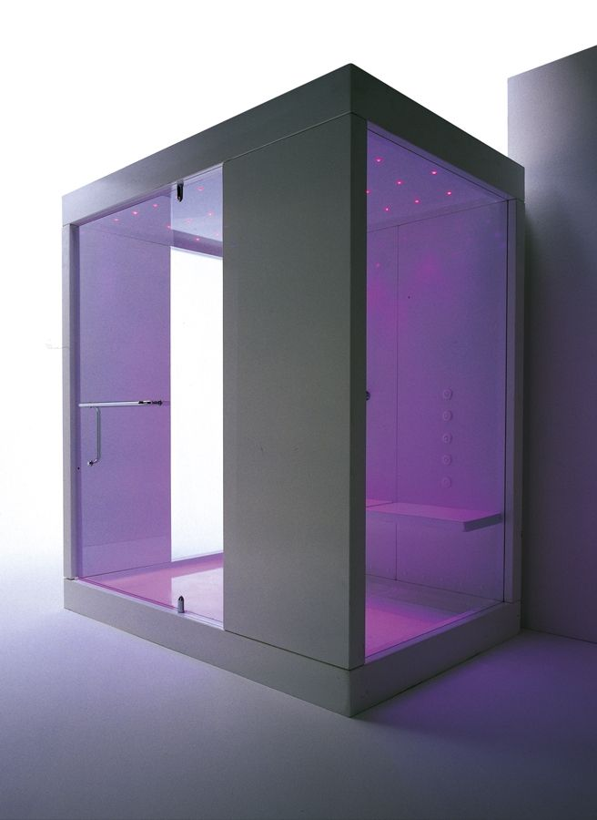 KOSMIC #showercabin designed for #Kos | #Palomba #design #bathroom | #design  Ludovica+Roberto Palomba @Zucchetti Kos