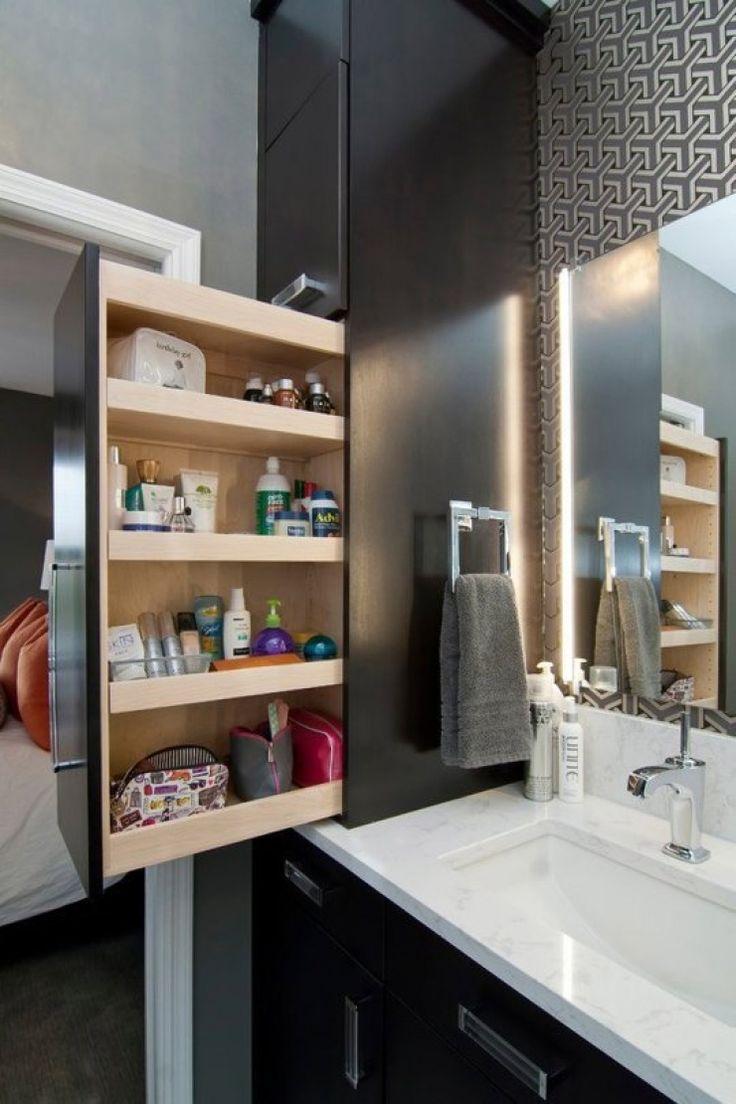 Facilitez vous la vie avec ces 47 idées de rangements pour la maison... Entre gain de place et idées de génie !
