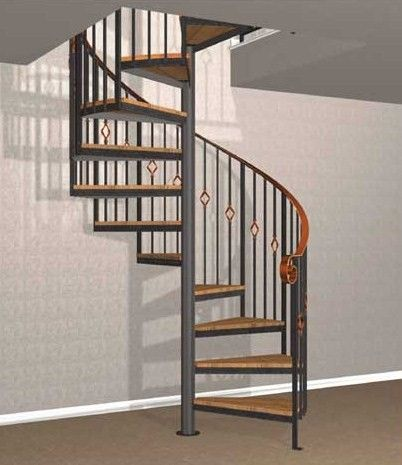 Iron Stair Spindles | ... | Stair Supplies | Stair Handrails | Stair Treads | Iron Balusters
