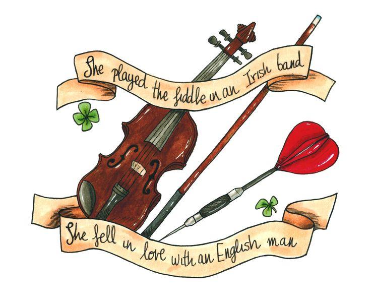 Galway Girl - Ed Sheeran. • Beyondthepeople on tumblr.