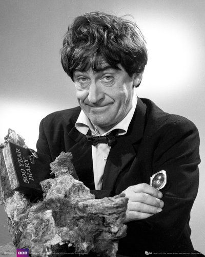 Doctor Who 2nd Doctor Diary