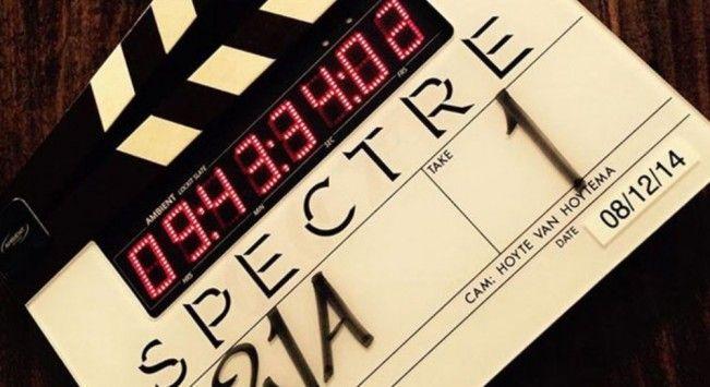 Découvrez une première vidéo de tournage de Spectre, le prochain James Bond.
