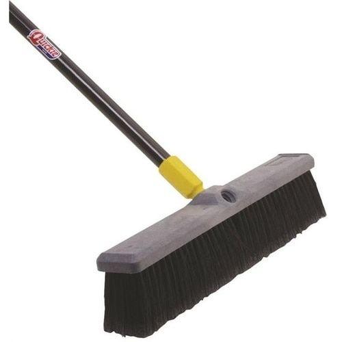 Quickie Manufacturing 849414 Bulldozer Multi-Sweep Push Broom, Polypropylene Fiber
