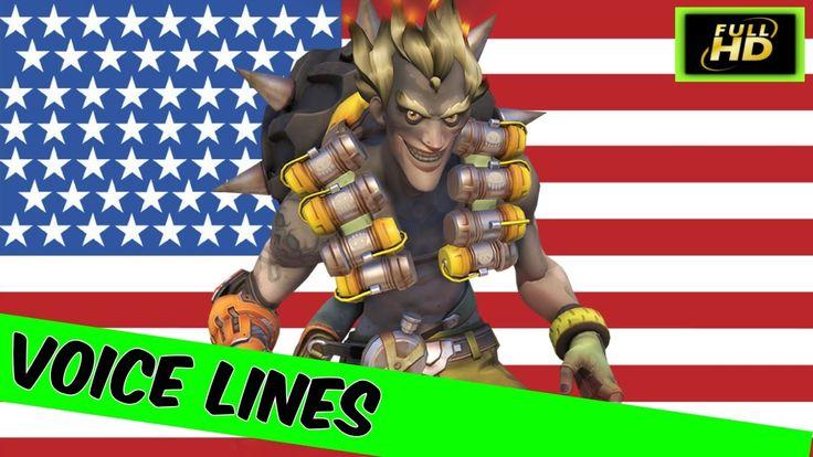 Junkrat Voice Lines - Overwatch Junkrat Voice Lines - Overwatch Junkrat ...