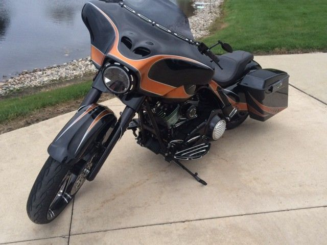 2011 Harely Davidson Electra Glide Ultra Classic Custom Listing in the Harley-Davidson,Motorcycles & Scooters,Cars & Vehicles Category on eBid United States
