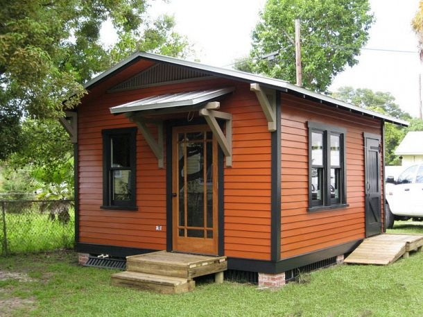 1000 images about prefab on pinterest cottages sheds for Build a small guest house backyard