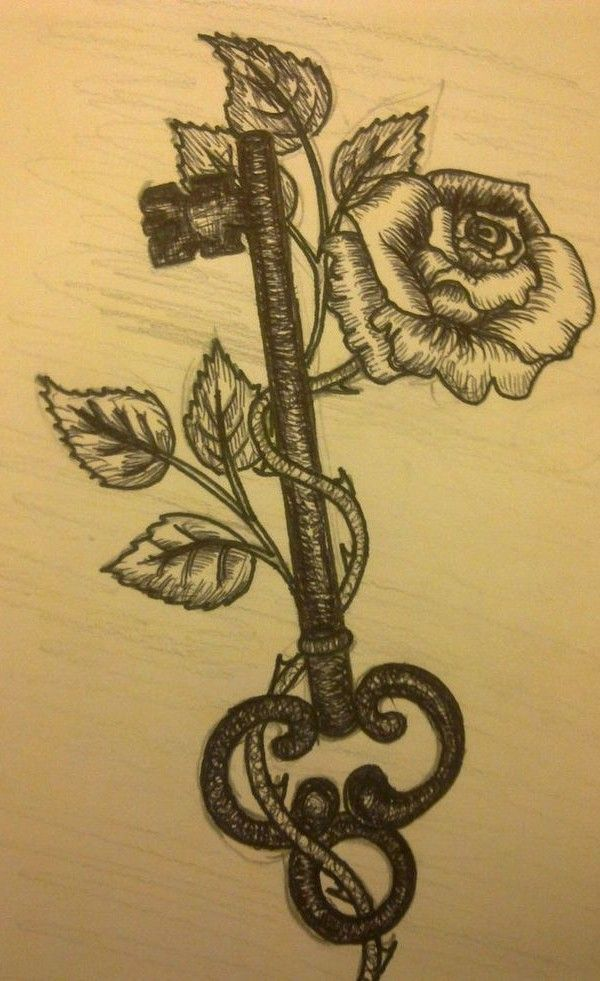 Good way to start designs onto my shoulder.