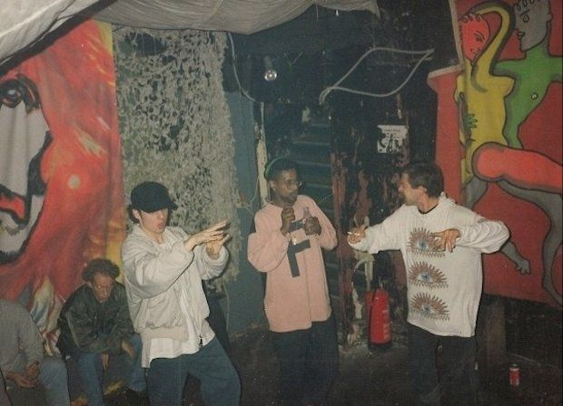 The four aces club was the jewel in dalston 39 s crown for Acid house raves 1980s