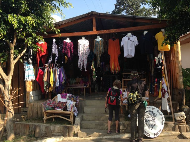 The beginning of change. Stumbled upon the Artesania Maya Cooperative #sithejourney