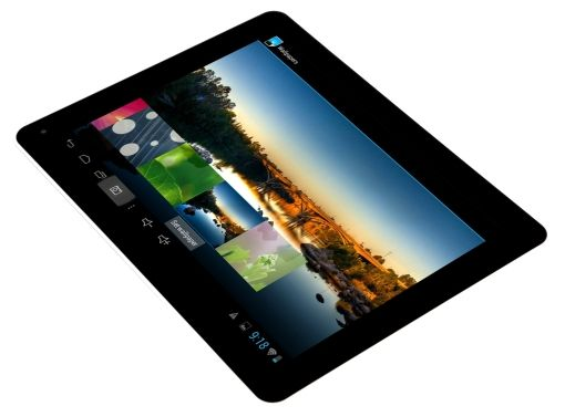 Zync Quad Core tablets announced