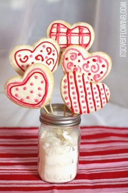15 best Valentine\'s day images on Pinterest | Valentines, Baking ...