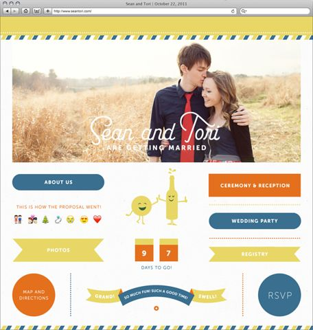 22 best Wedding Website images on Pinterest Wedding website Role