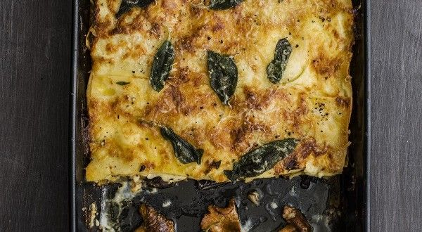 Romige lasagne uit De Zilveren Lepel Kookschool Pasta – Ciao tutti – ontdekkingsblog door Italië