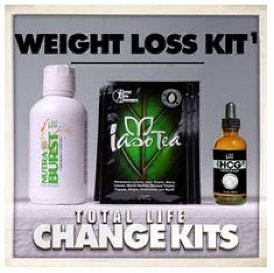 TLC 26 Day Intense Weight Loss Pack | Iaso Tea Resolution ...