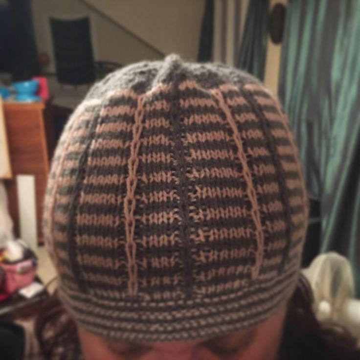 Mash-up hat