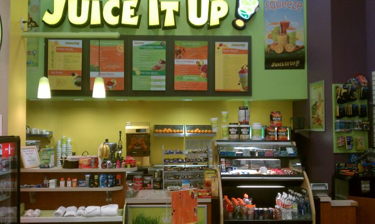 Juice It Up, Raw Juice Bar inside LA Fitness Grand Prairie serving ...