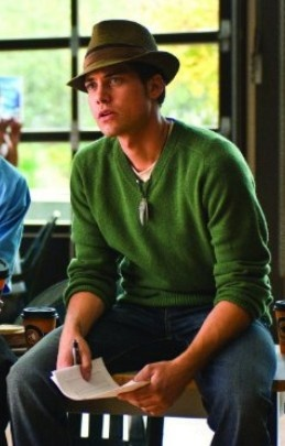 Joey Parker by Drew Seeley in Another Cinderella Story, 2008
