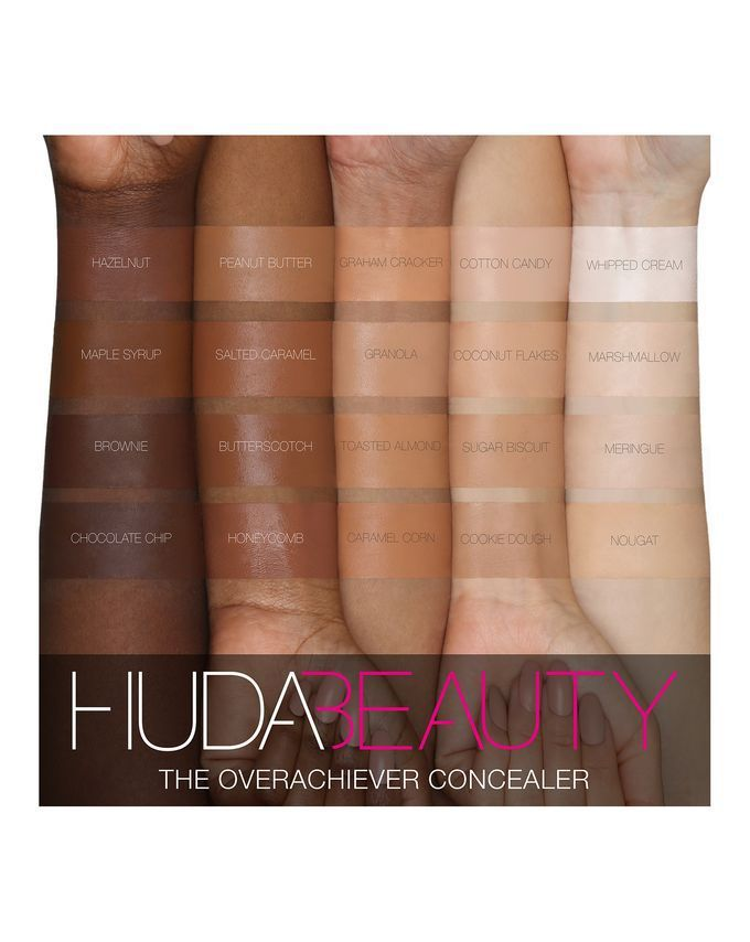 The Overachiever Concealer by Huda Beauty #12