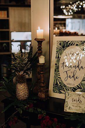 Amanda + Jade:: A Byron Bay beach wedding | Hummingbird Style & Hire