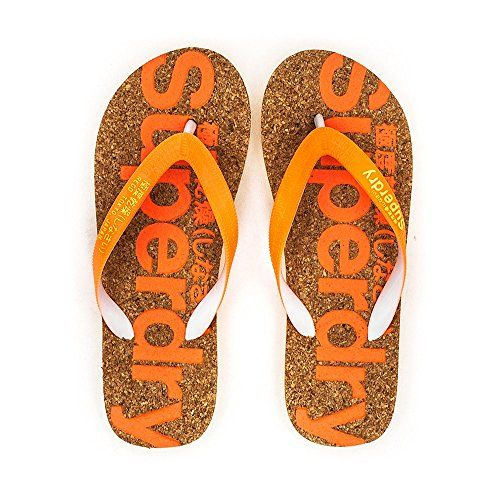 Superdry Women's Cork Fluro Orange and Lemon Yellow Rubber Flip-Flops and House Slippers - 7 UK Superdry http://www.amazon.in/dp/B00SVHQIT6/ref=cm_sw_r_pi_dp_ZSHhwb0M7Y63G