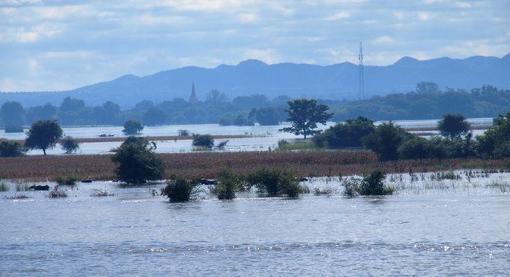 The mighty Ayerwaddy