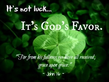 Meditations Of His Love Its Not Luck Praise