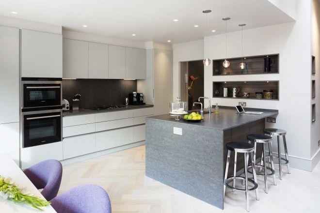 Client: Espresso Design - Country: United Kingdom - City: Fulham, London - Design: Malou Savelkoul  #CesarKitchen #design #interiors #kitchen