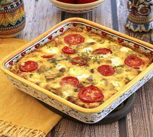 Italian Baked Mushroom Keto Diet #bakedmushroom #ketobakedmushroom