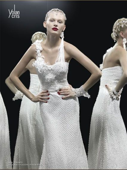 Toronto - Le Tre Grazie (Vestido de Novia). Diseñador: YolanCris. ...