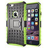 #10: iPhone 6 FundaiDoer Carcasa Cases caso de iPhone 6 armor doble capa y de soporte de Silicona Protectora para Apple iPhone 6 6S 4.7 Pulgadas - verde           https://www.amazon.es/iDoer-Carcasa-Silicona-Protectora-Pulgadas/dp/B01N9EYNAG/ref=pd_zg_rss_ts_t_1642006031_10          #juegosniños #videojuegosinfantiles  #videojuegosparaniños