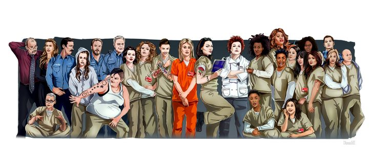 Image result for oitnb character photos