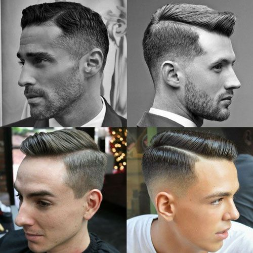 The Prohibition haircut is a classic gentleman's style consisting of short hair on the sides and top, often parted or combed over. Representative of the 1920s, a time in American history when alcohol was banned, Prohibition hairstyles embody a sophisticated man with a carefully styled and trendy look. Because the high and tight works well …