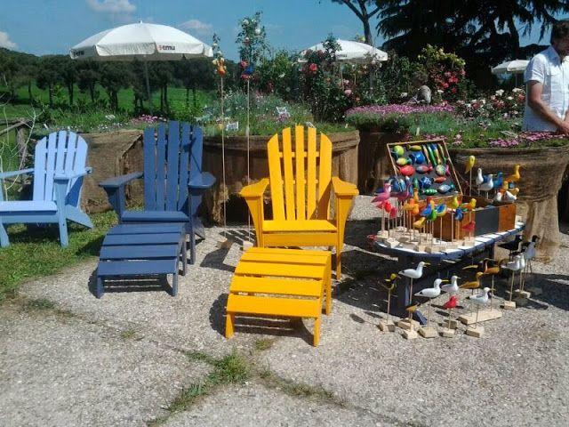 sunbathing on a Adirondack...what else? #Adirondack #design #wood