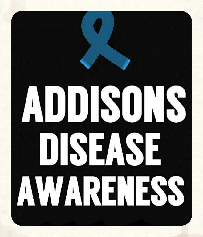 Addisons Disease Awareness month