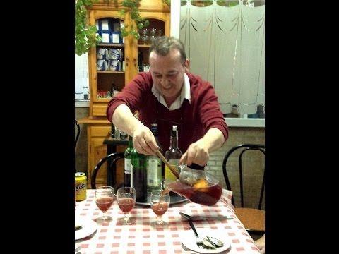 how to make spanish sangria