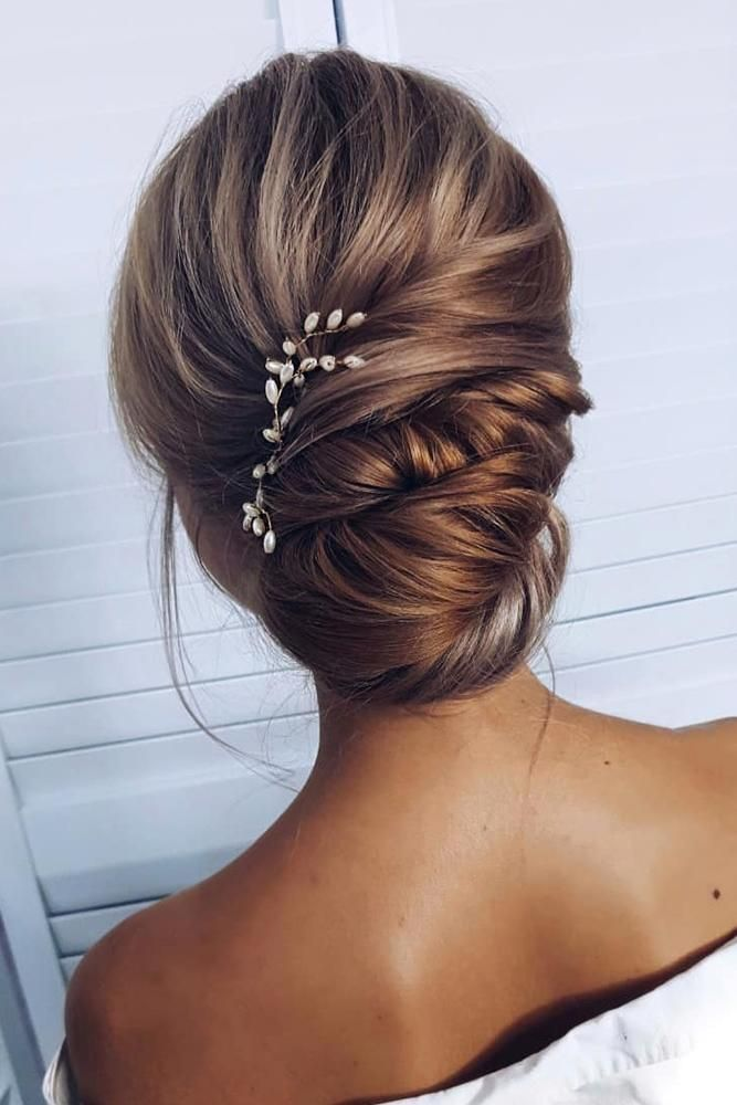 Best 2020 Wedding Updos Ideas For Every Bride Wedding Forward Romantic Bridal Updos Bridal Updo Hair Styles