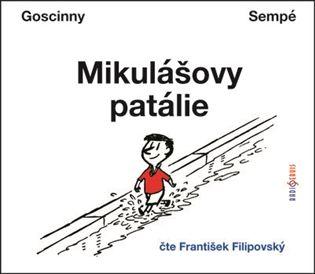 Mikulášovy patálie [MP3 ke stažení] - René Goscinny | Kosmas.cz - internetové knihkupectví