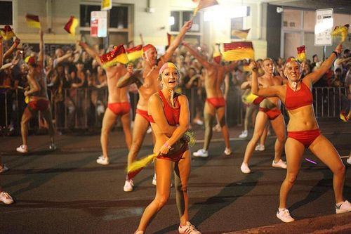 World's best festivals: Sydney Gay & Lesbian Mardi Gras #Tomboichic #Tomboy #Tomboi